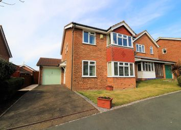 4 bed detached house for sale in Borrowdale Close, Eastbourne BN23