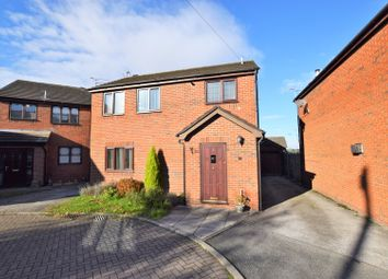 Thumbnail 3 bed detached house for sale in Wroxham Close, Helsby