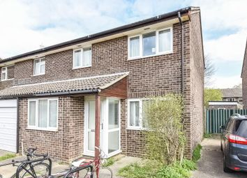 Thumbnail 3 bedroom semi-detached house to rent in Hayes Close, Marston
