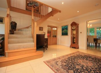 Thumbnail 4 bed detached house for sale in Greenwood Way, St Ives, Ringwood