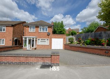 3 bed detached house for sale in Sandy Hill Road, Shirley, Solihull B90