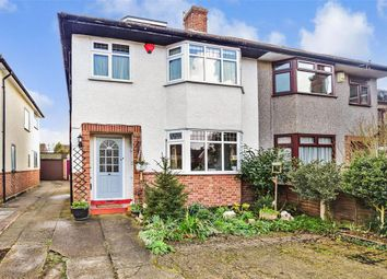 Thumbnail 4 bedroom semi-detached house for sale in Eynsford Road, Farningham, Kent
