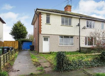 3 bed semi-detached house for sale in Townsend Road, Rugby CV21