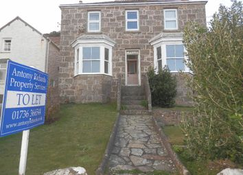Thumbnail 1 bed flat to rent in Sennen Cove, Penzance