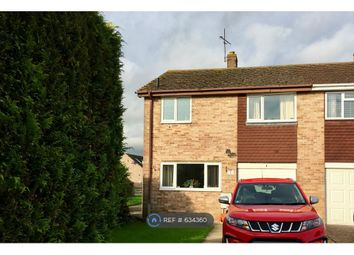 Thumbnail 3 bed semi-detached house to rent in Argosy Close, Chalgrove, Oxford