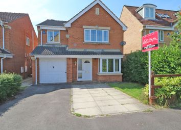 Thumbnail 4 bed detached house to rent in Forge Drive, Epworth