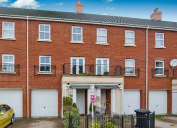 Thumbnail 3 bed terraced house for sale in Victory Court, Diss