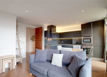 Thumbnail 2 bed flat to rent in Tizzard Grove, London