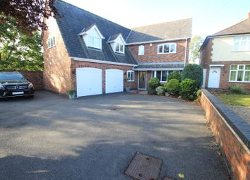 Thumbnail 5 bed detached house for sale in Welford Road, Wigston
