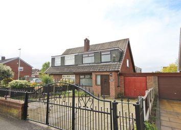 Thumbnail 3 bedroom semi-detached house to rent in Park Road, Great Sankey, Warrington