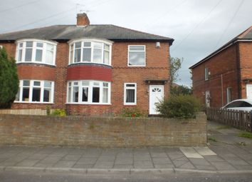 Thumbnail 2 bed flat for sale in Ovington Grove, Newcastle Upon Tyne