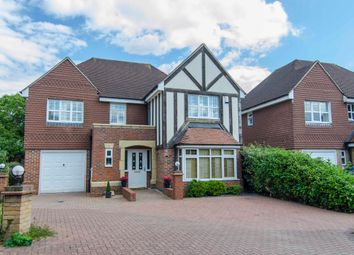 Thumbnail 4 bed detached house for sale in Griffins Close, London