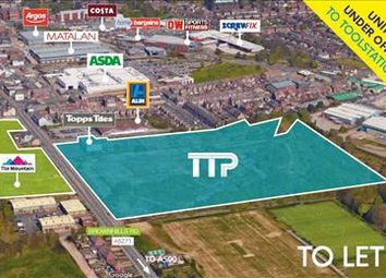 Thumbnail Commercial property to let in Tunstall Trade Park, Brownhills Road, Tunstall, Stoke On Trent