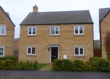 Thumbnail Detached house to rent in The Courtyard, Main Road, Barleythorpe, Oakham