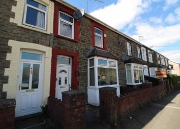 Thumbnail 3 bed terraced house for sale in New Park Terrace, Treforest, Pontypridd