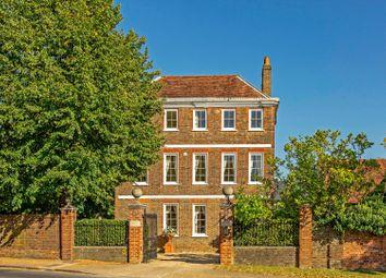 Petersham Road, Richmond TW10. 6 bed detached house for sale