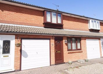 Thumbnail 2 bed town house to rent in Wood Street Close, Hinckley