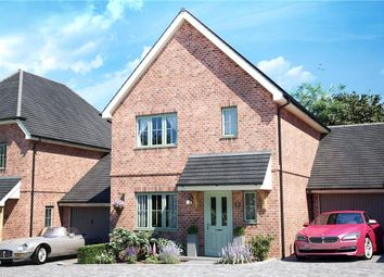 Thumbnail 3 bed link-detached house for sale in The Mulberries, 82 Bursledon Road, Hedge End, Southampton