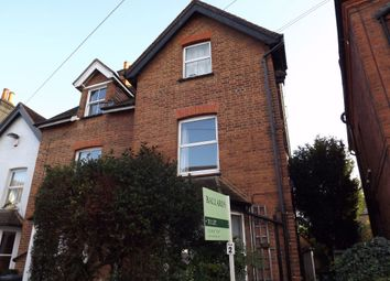 Thumbnail 2 bed flat to rent in Station Road, Marlow, Buckinghamshire