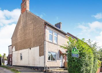 Thumbnail 4 bed semi-detached house for sale in Whitehill Road, Ellistown, Coalville