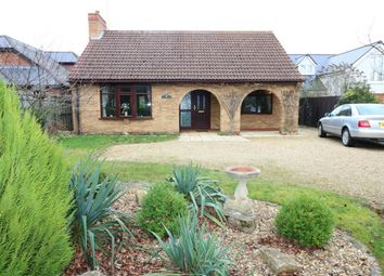 Thumbnail 4 bed detached bungalow for sale in Main Road, Tallington, Stamford, Lincolnshire