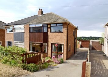 Thumbnail 3 bed semi-detached house for sale in Lindale Lane, Wrenthorpe, Wakefield