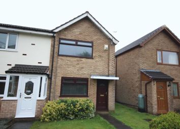 Thumbnail 2 bed town house for sale in Bentley Street, Shawclough, Rochdale