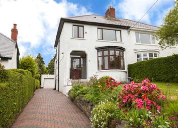 Thumbnail 3 bed semi-detached house to rent in 12, Demesne Park, Holywood