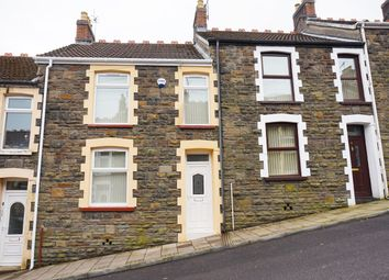 Thumbnail 3 bed terraced house for sale in Charles Street, New Tredegar