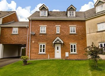Thumbnail 4 bed semi-detached house for sale in Lakeside Way, Brynmawr, Ebbw Vale