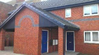 Thumbnail 1 bedroom flat to rent in Ripley Court, Sacriston, Durham