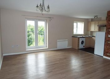 Thumbnail 2 bed flat for sale in Pheasant Way, Cannock, Staffordshire