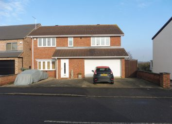 Thumbnail 4 bed detached house for sale in North Street, Stanground, Peterborough