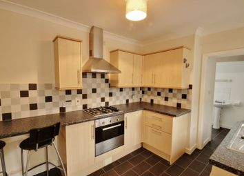 Thumbnail 1 bed flat to rent in Park Crescent, Barry