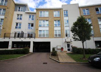 Thumbnail 1 bed flat to rent in Fisgard Court, Admirals Way, Gravesend, Kent