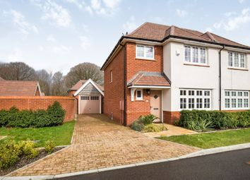 3 bed semi-detached house for sale in Filbert Way, Maidstone ME15
