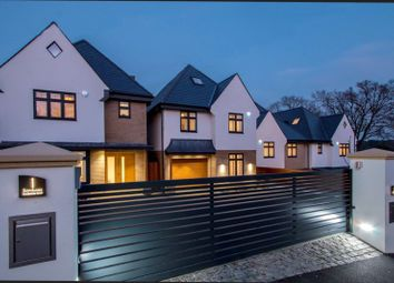 Thumbnail 4 bed detached house for sale in Sandecotes Road, Lower Parkstone, Poole