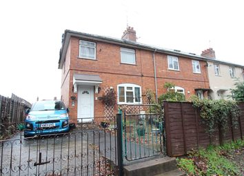 Thumbnail 3 bed end terrace house for sale in Bransford Road, St Johns, Worcester