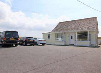 Thumbnail 5 bed detached bungalow for sale in Quintrell Road, Newquay