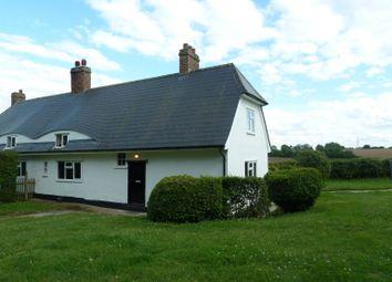 Thumbnail 2 bedroom semi-detached house to rent in Priory Gates, Dewe Green Road, Berden, Bishops Stortford, Herts