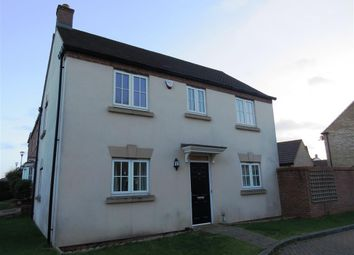 Thumbnail 3 bed detached house to rent in Lockwood Chase, Oxley Park, Milton Keynes
