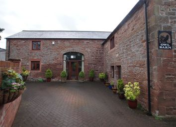 Thumbnail 4 bed barn conversion for sale in Stoneknowe, Scaleby, Carlisle, Cumbria