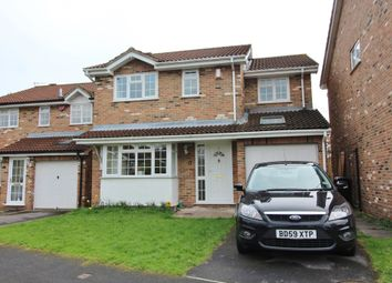 Thumbnail 4 bed detached house for sale in Spires View, Stapleton, Bristol
