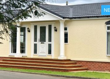 Thumbnail Mobile/park home for sale in Heather Bank Park, Neilston, Glasgow