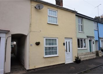 Thumbnail 3 bed terraced house for sale in Sydney Street, Colchester