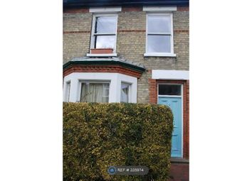 Thumbnail 4 bedroom terraced house to rent in Wetenhall Road, Cambridge