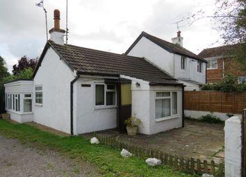 Thumbnail 1 bed semi-detached bungalow for sale in Bulford Road, Durrington, Salisbury
