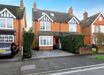 Thumbnail 3 bed semi-detached house for sale in Mead Road, Cranleigh, Surrey