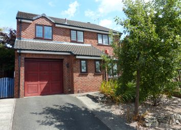 Thumbnail 4 bed detached house for sale in Manor Road, Ashbourne Derbyshire