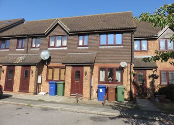 Thumbnail 2 bed terraced house for sale in Daniel Close, Chafford Hundred, Grays